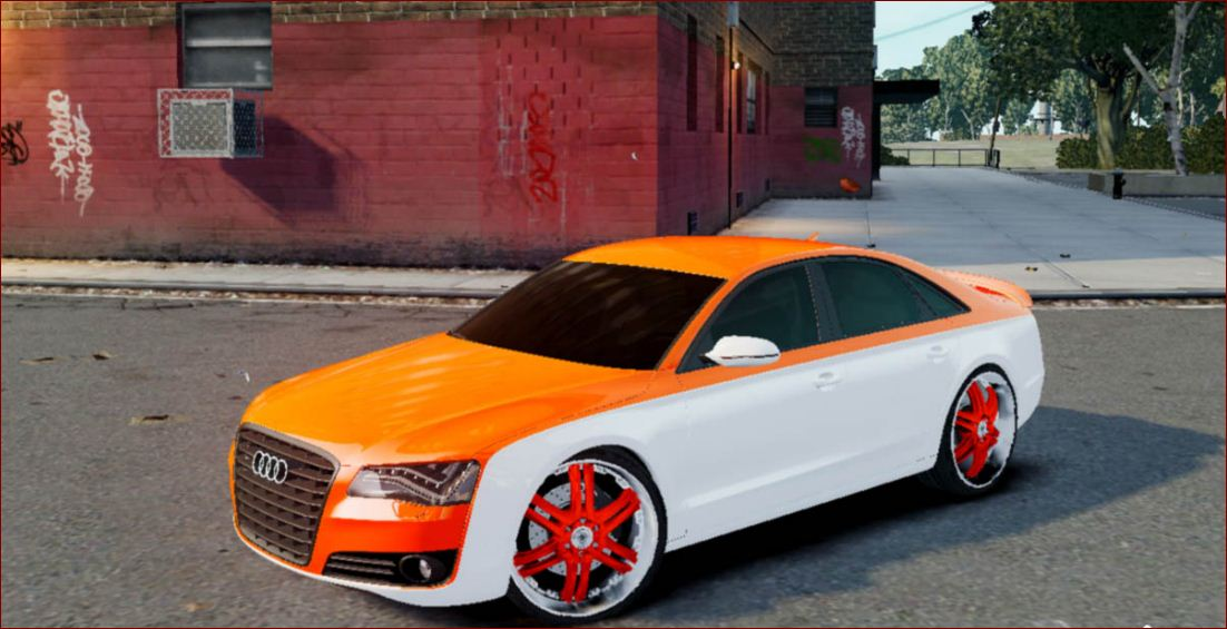 2010 Audi A8 Tuning