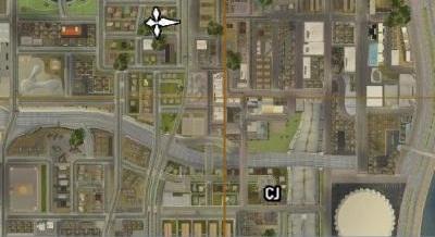 Radar Mod(Изменяет стандартную карту, на спутниковую) 41767285
